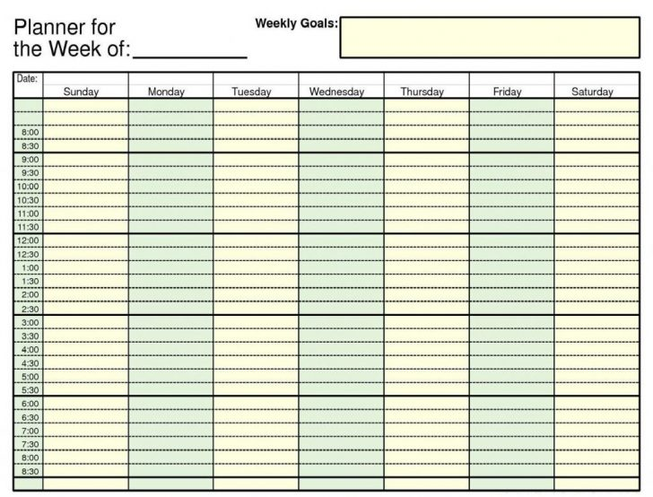 Free Printable Appointment Sheets
