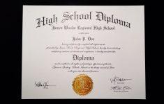 School Certificate Template Free Printable Certificates | Diploma – Free Printable Ged Certificate