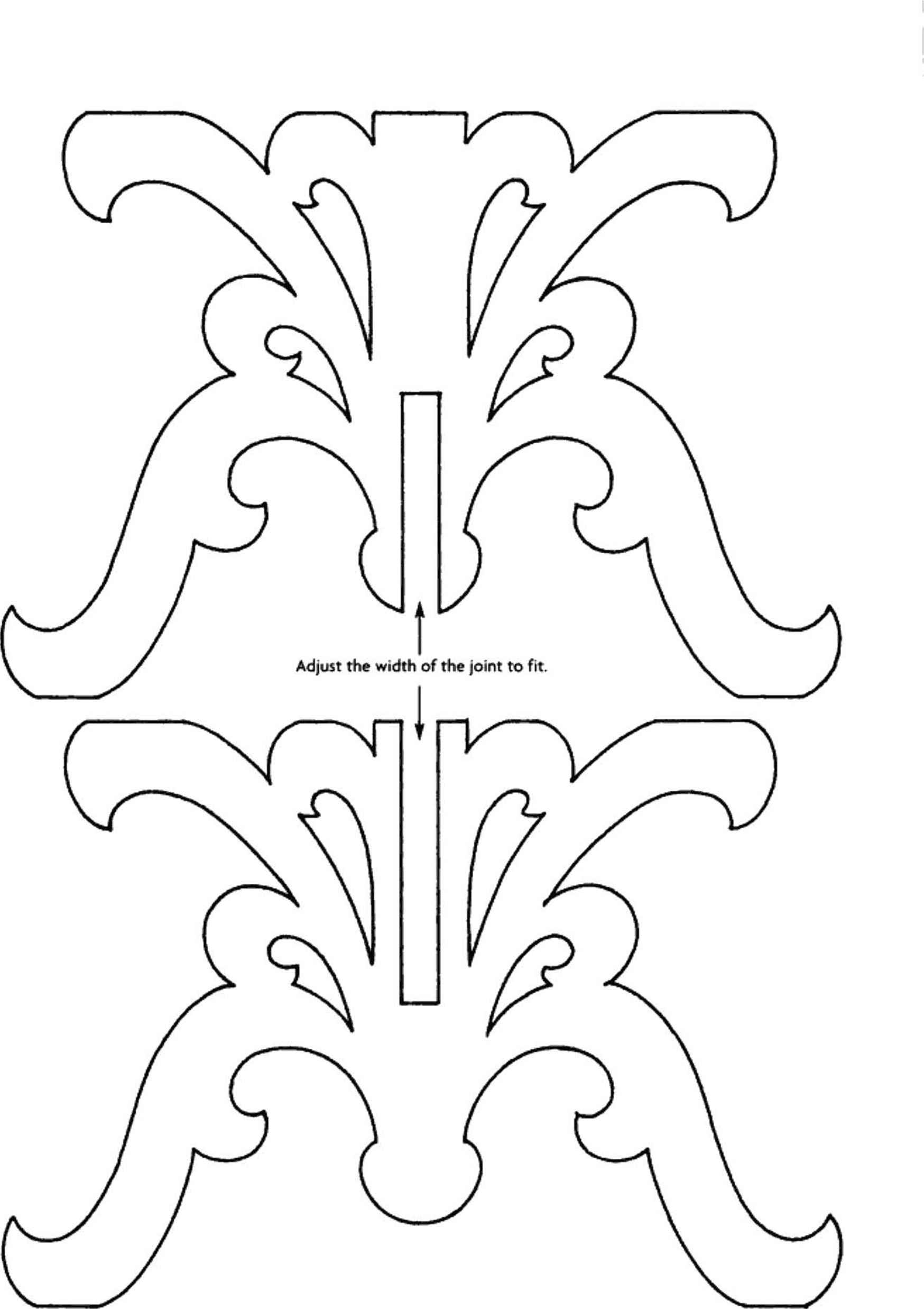 Scroll Saw Patterns Free Download Hq67 | Jornalagora - Scroll Saw Patterns Free Printable