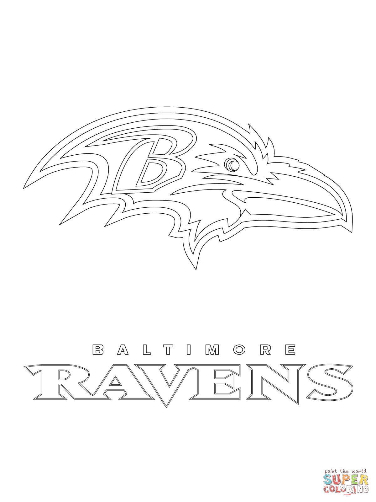 Seahawks Coloring Pages Printable Striking Seattle Logo   Fiscalreform - Free Printable Seahawks Coloring Pages