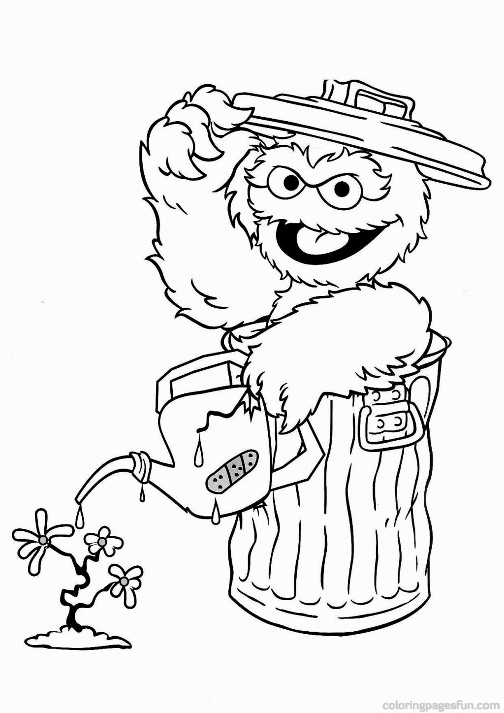 Sesame Street Coloring Pages | Coloring Pages | Pinterest | Coloring - Free Printable Sesame Street Coloring Pages