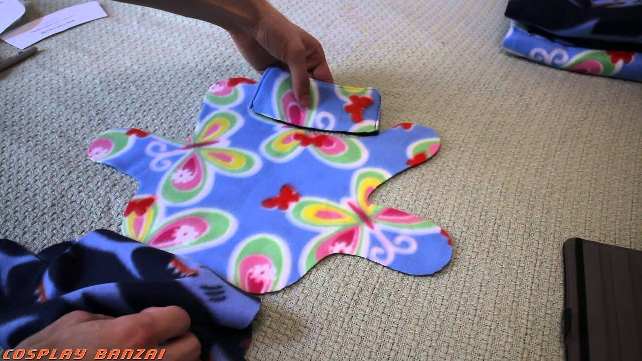 Sewing A Fleece Dog Coat - Youtube - Dog Sewing Patterns Free Printable