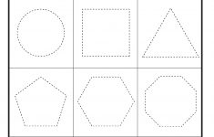 Free Printable Shapes Templates