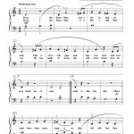 Showtime® Piano Christmas | Faber Piano Adventures   Free Printable Frosty The Snowman Sheet Music