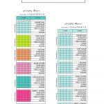 Simply Clean Cleaning Routine At A Glance Free Printable   Clean Mama   Free Printable Cleaning Schedule