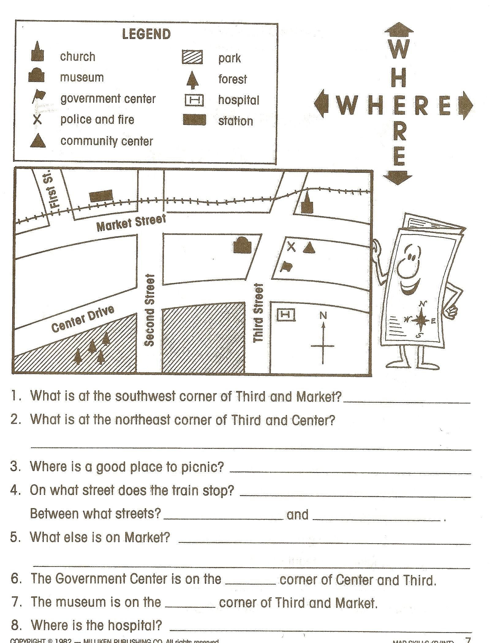 Social Studies Worksheets - Google Search | Social Studies - Free Printable 8Th Grade Social Studies Worksheets
