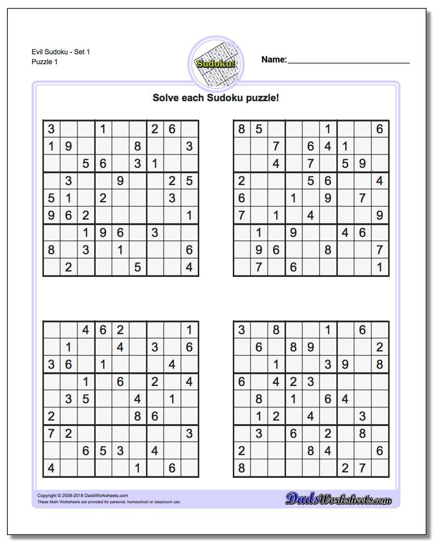 Sodoku Printable | Ellipsis - Free Printable Sudoku Puzzles