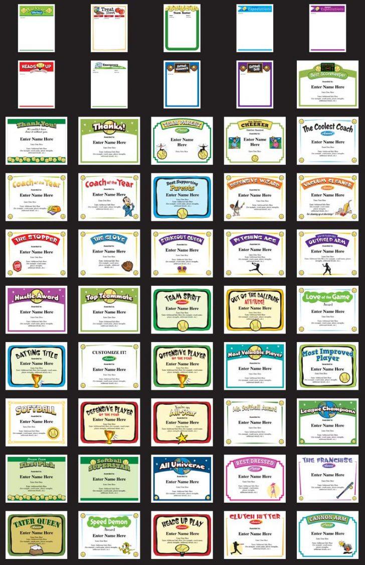 Free Printable Softball Images