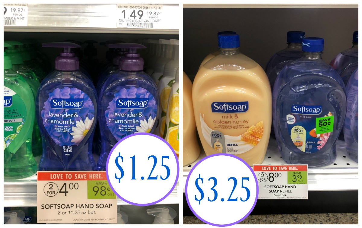 Softsoap Coupon, I Heart Publix - Free Printable Softsoap Coupons