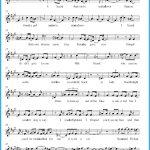 Someone Like You   Adele Score And Track (Sheet Music Free) | Free   Free Printable Sheet Music Adele Someone Like You