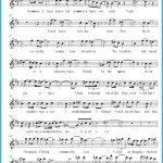 Someone Like You Sheet Music | Kiddo Shelter   Free Printable Sheet Music Adele Someone Like You