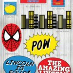 Spider Man Party Printable   9.8.kaartenstemp.nl •   Free Printable Spiderman Pictures