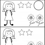 Spot The Differences | Pre K Activities | Pinterest | Preschool   Free Printable Spot The Difference Worksheets