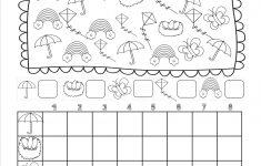 Free Printable Spring Worksheets For Kindergarten
