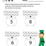 St Patrick Day Worksheets   Siteraven   Free Printable St Patrick Day Worksheets