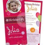 Star Wars Bb 8 | #rinklife | American Girl Birthday, American Girl   American Girl Party Invitations Free Printable