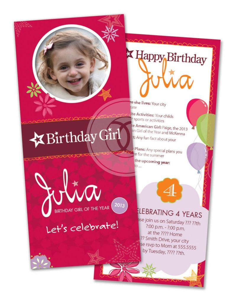 Star Wars Bb-8 | #rinklife | American Girl Birthday, American Girl - American Girl Party Invitations Free Printable