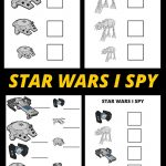 Star Wars I Spy Activities Free Printable Pages   Free Printable I Spy Puzzles