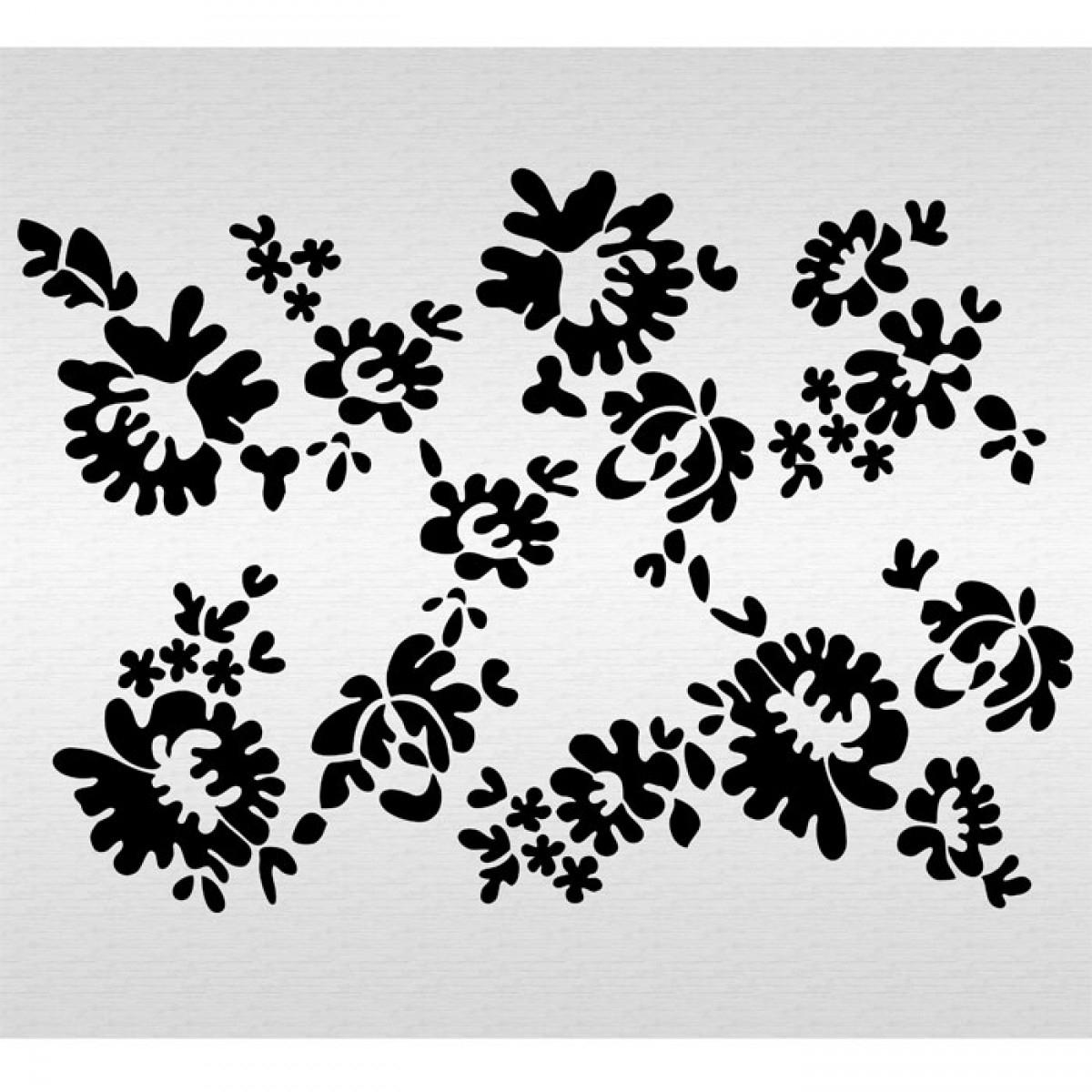 Stencil - Ecosia - Free Printable Lace Stencil