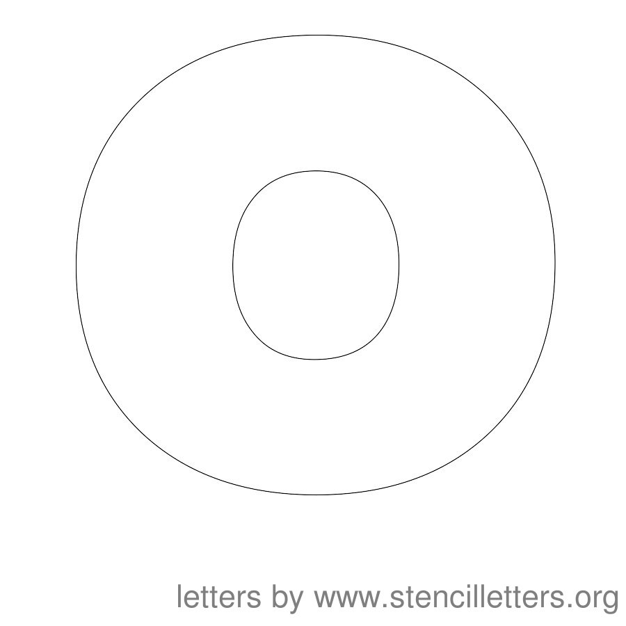 Stencil Letters 12 Inch Uppercase | Stencil Letters Org - Free Printable Alphabet Stencils