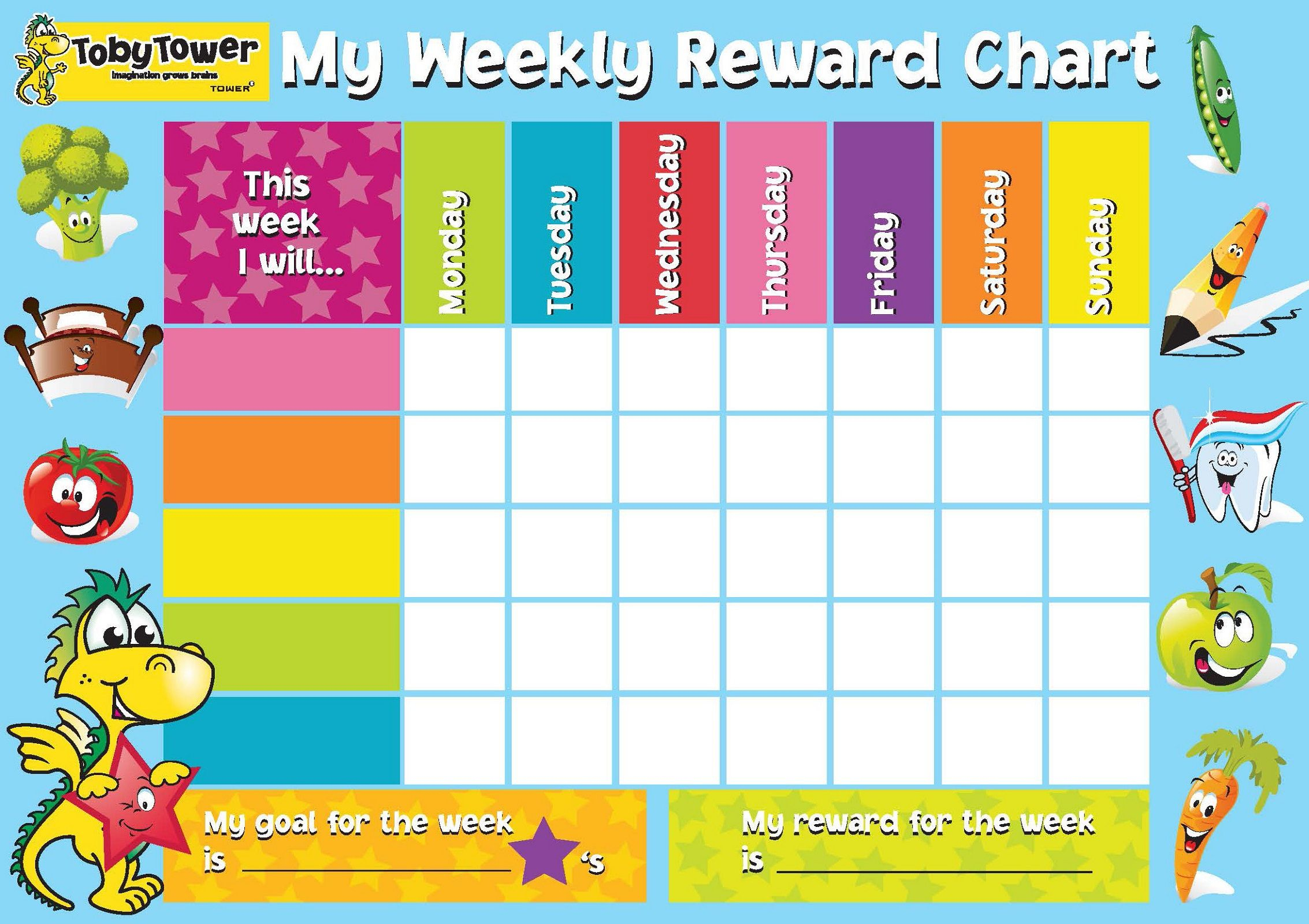 Sticker Reward Charts For Toddlers Coles Thecolossus Co | Tot School - Reward Charts For Toddlers Free Printable