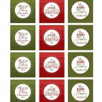 Sugar & Spiced Nuts | Recipe | Other | Pinterest | Christmas   We Wash You A Merry Christmas Free Printable