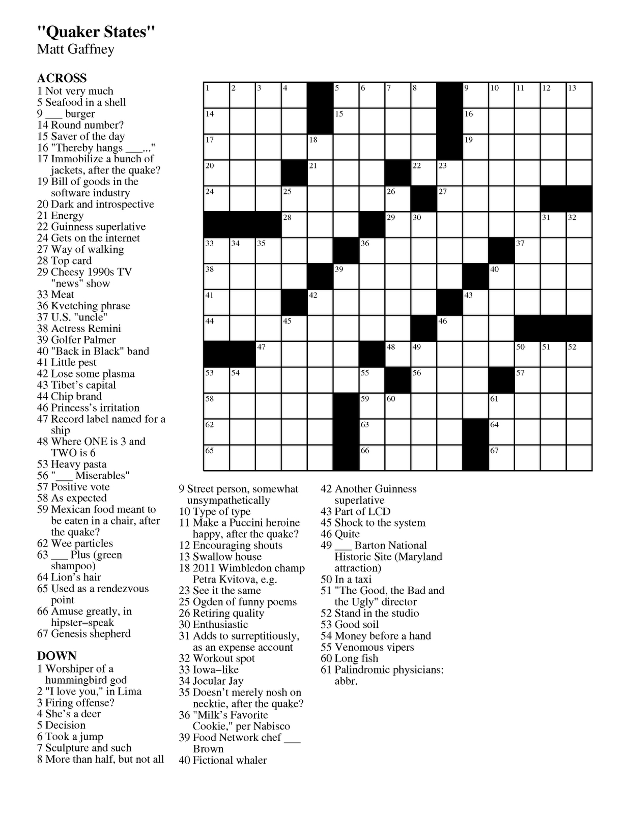 Summer Crossword Puzzle Printable Middle School Print Out - Summer Crossword Puzzle Free Printable