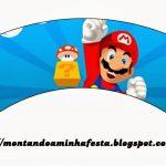 Super Mario Bros Free Party Printables And Invitations. | Oh My   Free Printable Super Mario Bros Invitations
