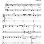 Suzanne Lyricsleonard Cohen | Leonard Cohen | Piano Sheet Music   Free Printable Piano Sheet Music For Hallelujah By Leonard Cohen