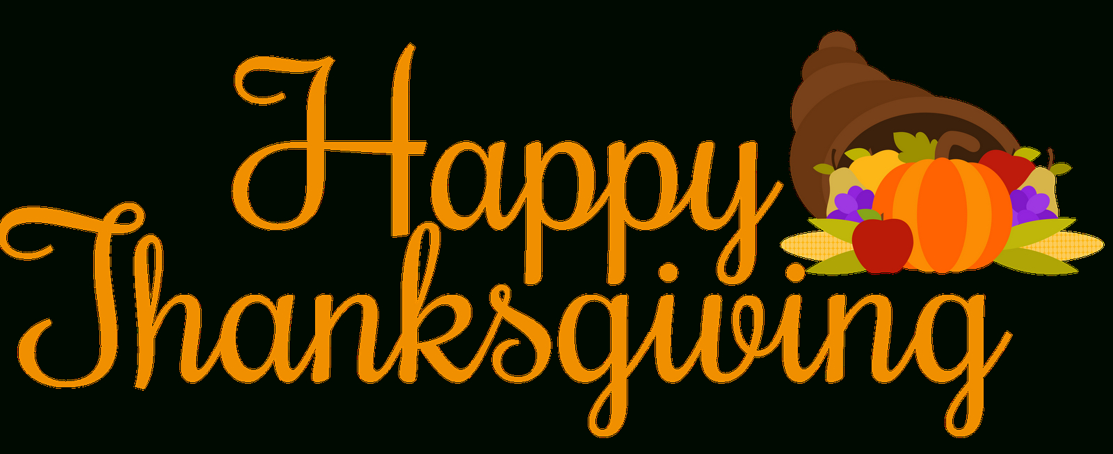 Svg Black And White Library Happy Thanksgiving Signs - Rr Collections - Free Printable Happy Thanksgiving Banner