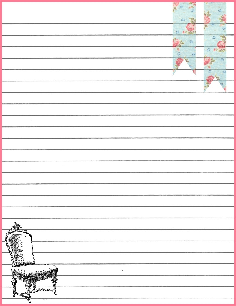 Sweetly Scrapped: ~Free~ Stationary With Crows And Roses, Variety Of - Free Printable Stationary Pdf