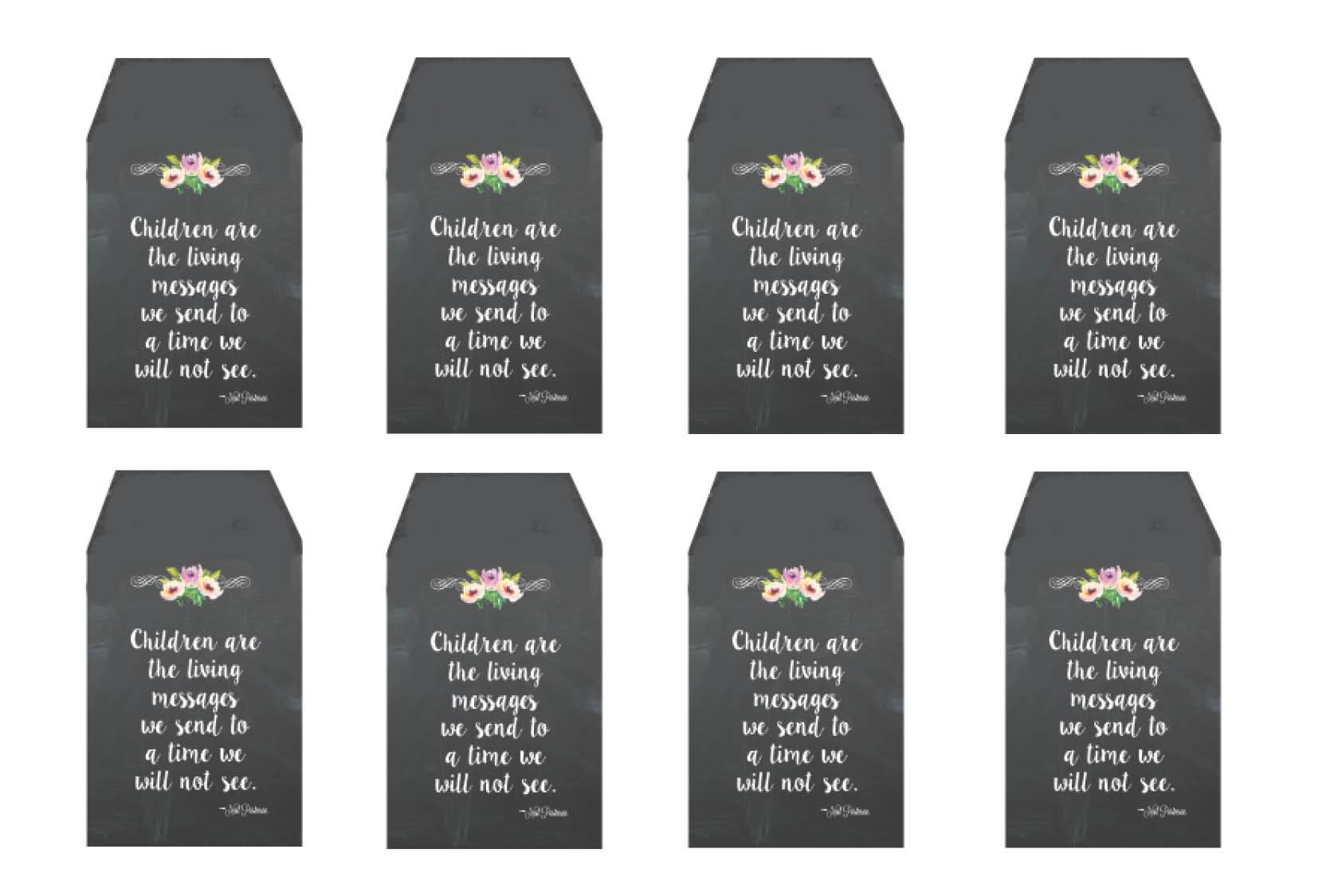 Teacher Appreciation And Free Printable Teacher Gift Tags | 11 - Free Printable Tags For Teacher Appreciation