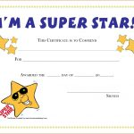 Template Certificate Blank Fresh Template Blank Award Certificate   Free Printable Swimming Certificates For Kids