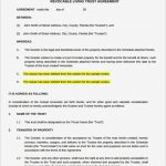 Ten Things You Didn't Know About Free | Form Information   Free Printable Will And Trust Forms