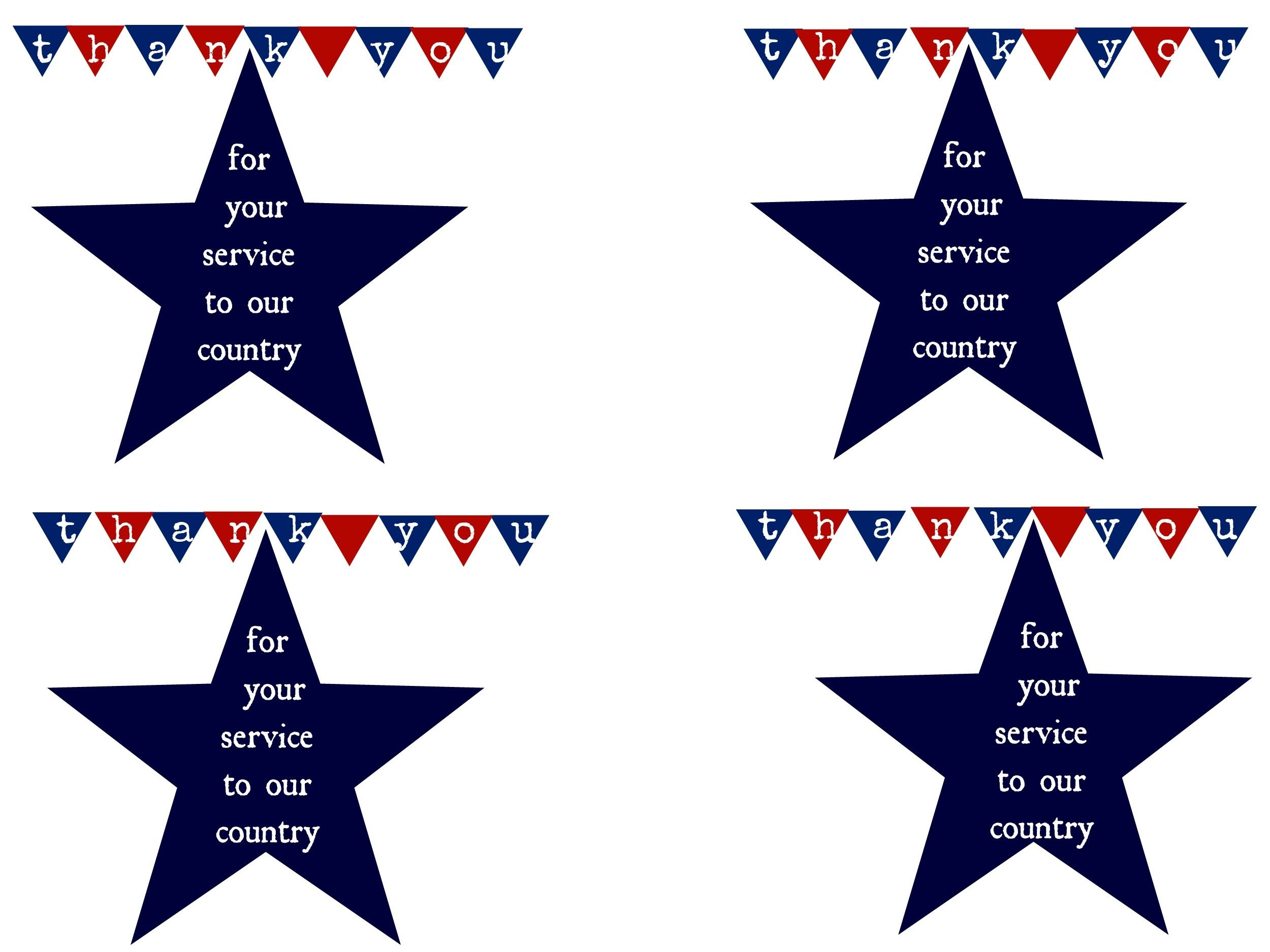 Thank A Hero And Printable | Military | Pinterest | Veterans Day - Free Printable Military Greeting Cards