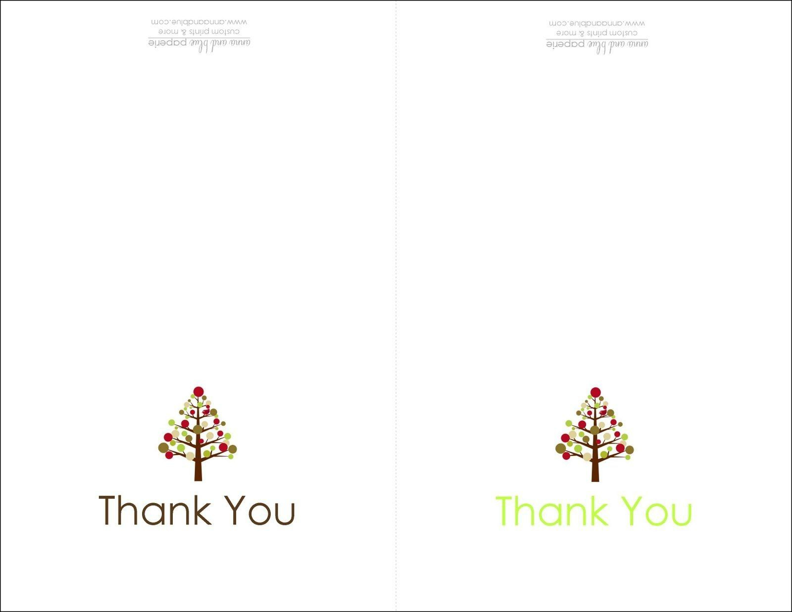 Thank You Card Design Template New Thank You Card Printable | Cards - Thank You Card Free Printable Template