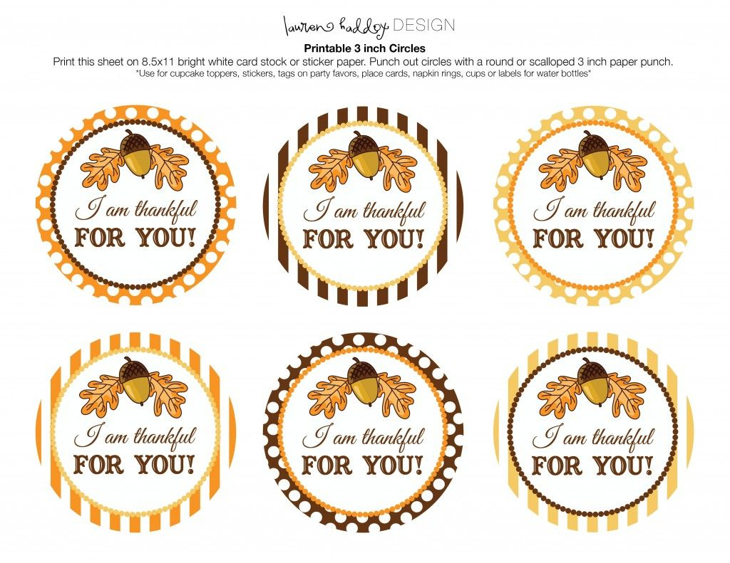 Thankful Tag-Free Thankful For You Printable Tags For Teachers Gifts - Thankful For You Free Printable Tags