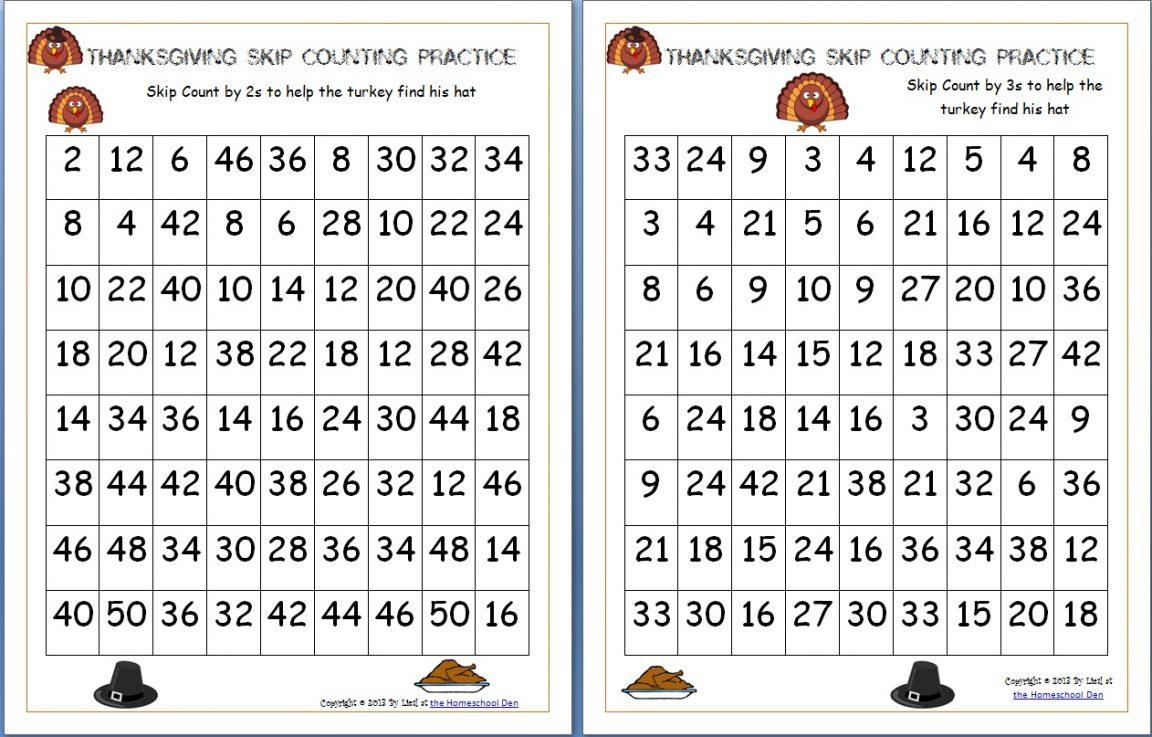 Thanksgiving Math Worksheets Middle School Sensational Turkey Themed - Free Printable Thanksgiving Math Worksheets For 3Rd Grade