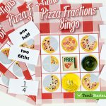 The 10 Best Primary School Classroom Bingo Games!   Fraction Bingo Cards Printable Free
