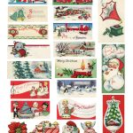 The Cheeky Seagull: Free Printable Vintage Christmas Tags!!   Free Printable Vintage Christmas Tags For Gifts
