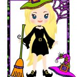 The Cozy Red Cottage: Pin The Hat On The Witch (Free Printable Game)   Pin The Tail On The Donkey Printable Free