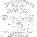The Cutest Grandparents Day Coloring Pages | Crafts | Pinterest   Free Printable Fathers Day Coloring Pages For Grandpa