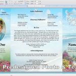The Funeral Memorial Program Blog: Printable Obituary  Free Card   Free Printable Funeral Prayer Card Template