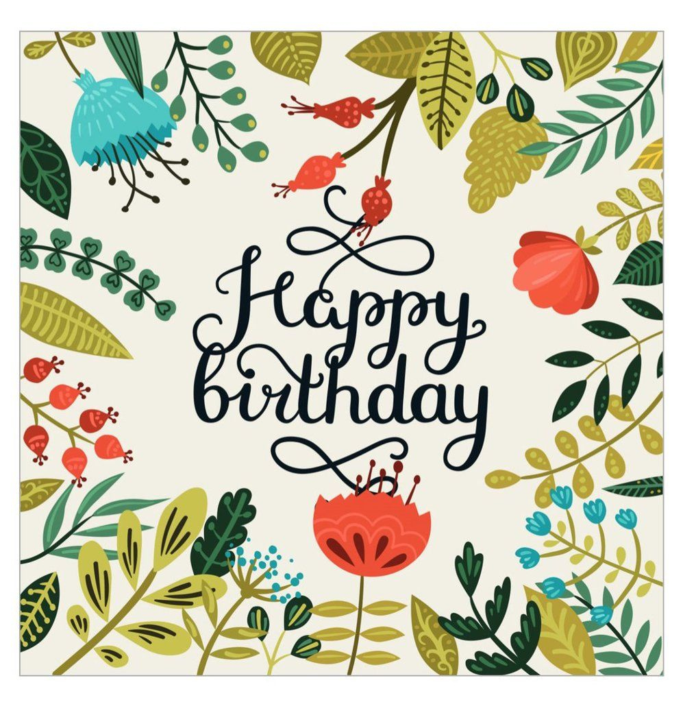 These 16 Printable Birthday Cards Cost Absolutely Nothing! | Gift - Free Printable Bday Cards
