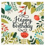 These 16 Printable Birthday Cards Cost Absolutely Nothing! | Gift   Free Printable Birthday Cards For Mom From Son