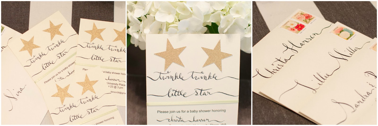 These Little Loves: Twinkle Twinkle Little Star | A Tale Of Two Baby - Free Printable Twinkle Twinkle Little Star Baby Shower Invitations