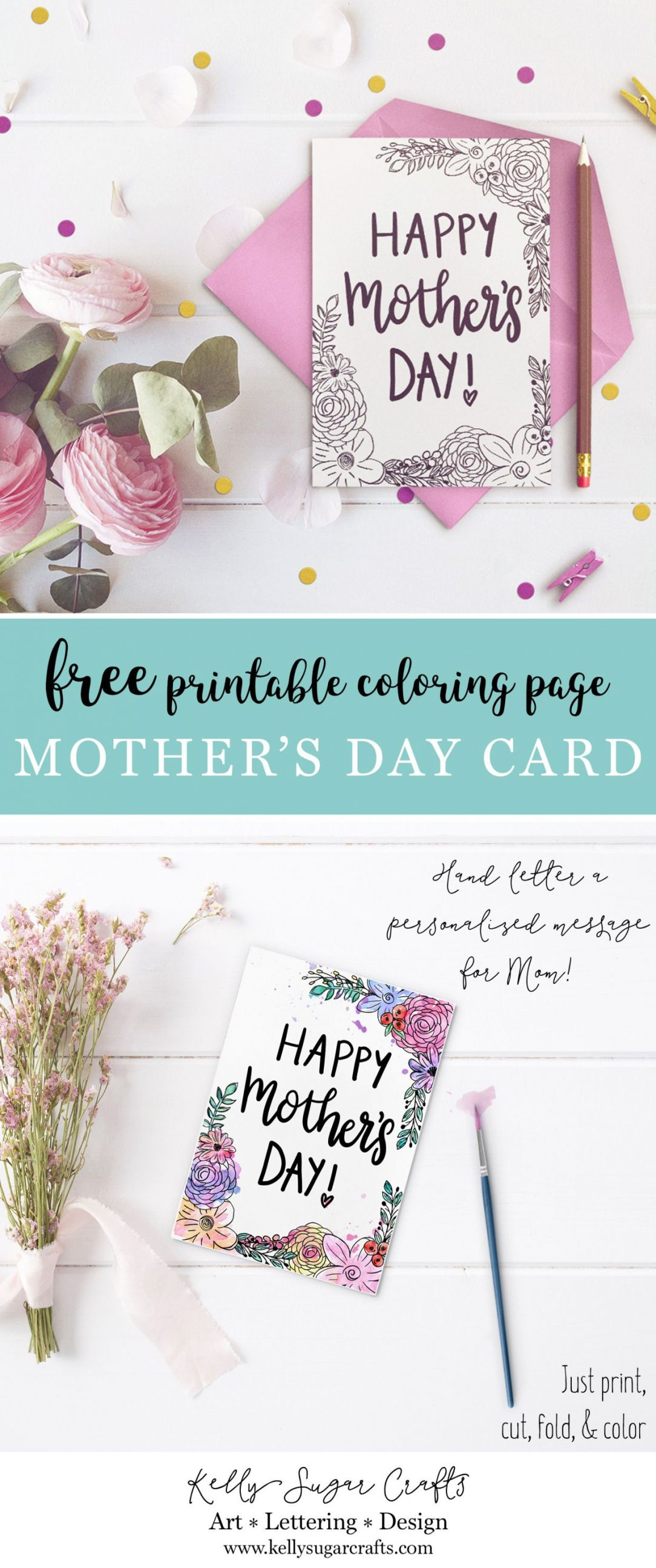 Things You Didn't Know About Free Printable Mothers Day Cards - Free Printable Mothers Day Cards No Download