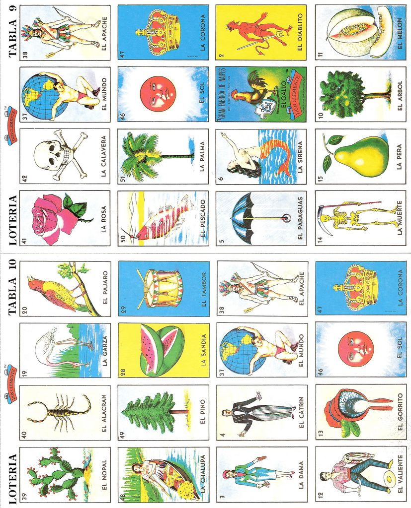 Thrifted Loteria Cards In 2019   Kiddos   Pinterest   Loteria Cards - Loteria Printable Cards Free