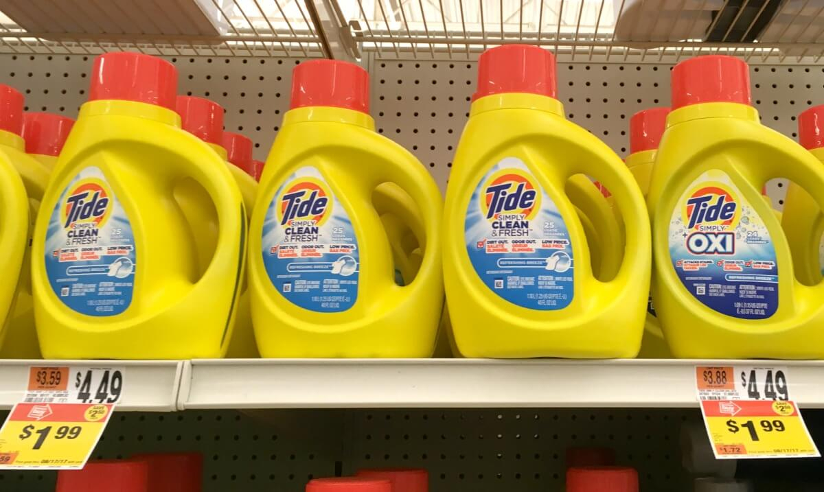 Tide Simply Detergent And Downy Softener Only $0.99 At Stop & Shop - Free Printable Tide Simply Coupons