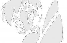 Tinkerbell Pumpkin Stencils Free Printable | Tinker Bell Pumpkin – Pumpkin Templates Free Printable